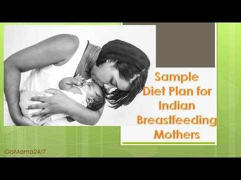 sample meal plan for weight loss while breastfeeding