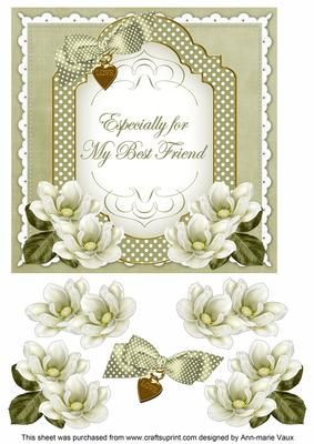 by Ceredwyn Macrae Two Lovely Sympathy Toppers