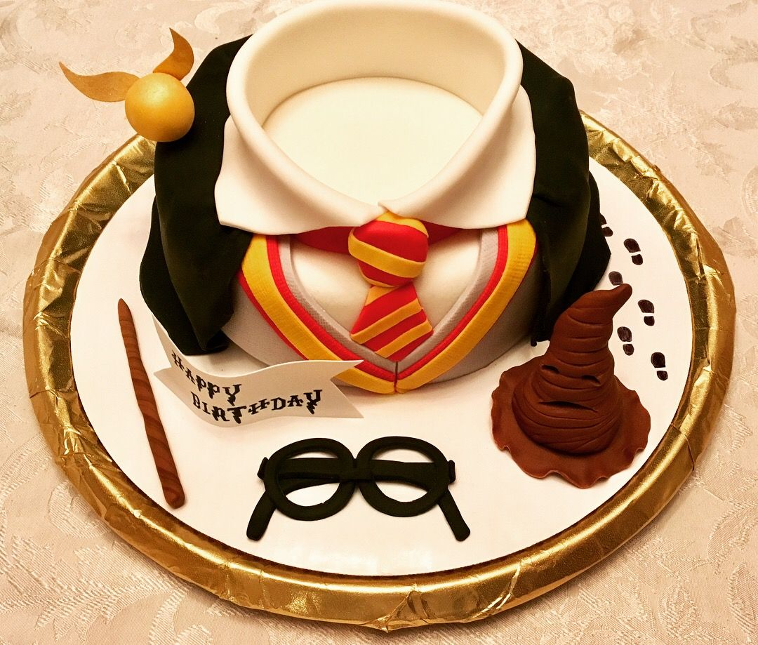 Happy birthday to the biggest Harry Potter Fan ever