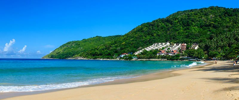 Et Naiharn Beach Thailande