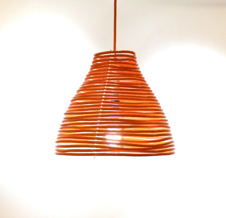 Coil Pendant Lamp By Craighton Berman Light