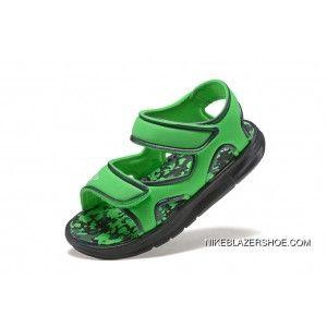 new style 88947 c6f4c Adidas Originals Children Sandals Green Boys Best, Price   70.96 - New Nike  Shoes,