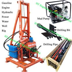 Source 2017 Ht W180 Cheap Small Portable Water Well Drilling Rig For Sale On M Alibaba Com Water Well Drilling Water Well Drilling Rigs Water Well