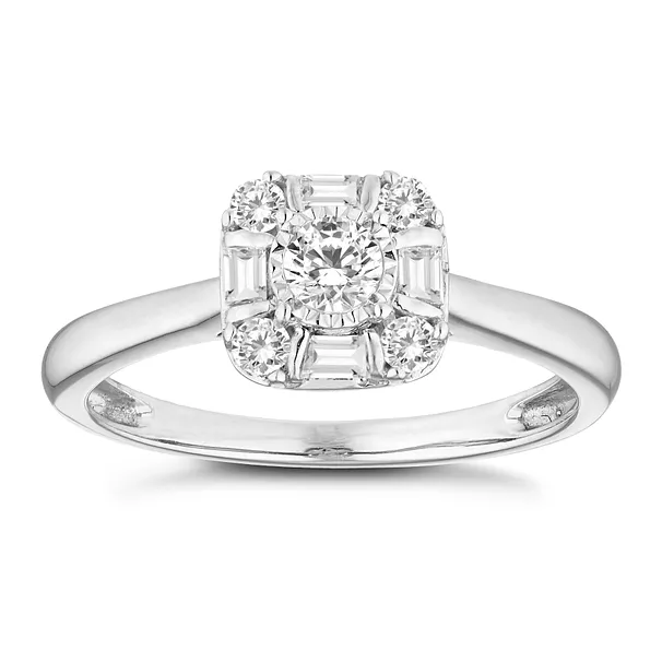 Buy Engagement Rings Online Interest Free Credit Ernest Jones Buying An Engagement Ring Square Halo Ring Shop Engagement Rings
