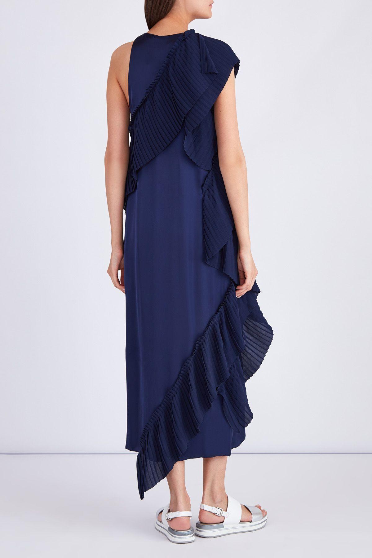 79a87bc9594 Женское платье KENZO миди