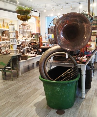 Curious Details: Shopping in Seaside Florida