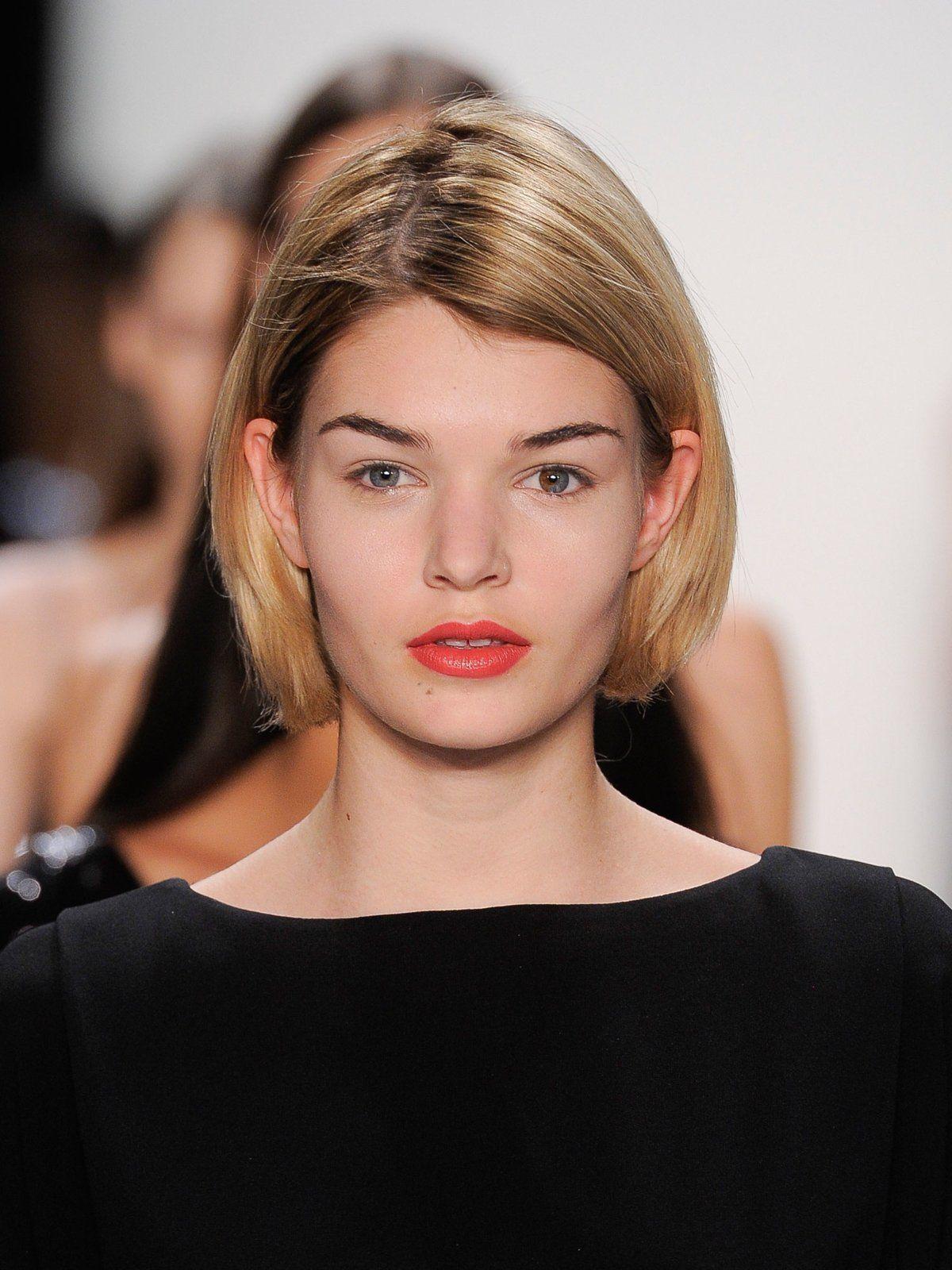 Germany S Next Topmodel 2012 Gewinnerin Luisa Hartema Tragt Nun Schon Seit Dem Gefurchteten Umstyling Ihre Haare Luisa Hartema Germanys Next Topmodel Frisuren
