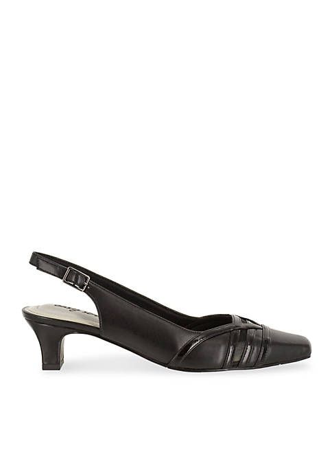 fae1671c1e Easy Street Kristen Slingback Pump in 2019 | Mama's Shoes ...