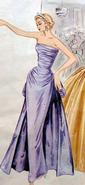 Vintage mon amour! Modes Royale 1374