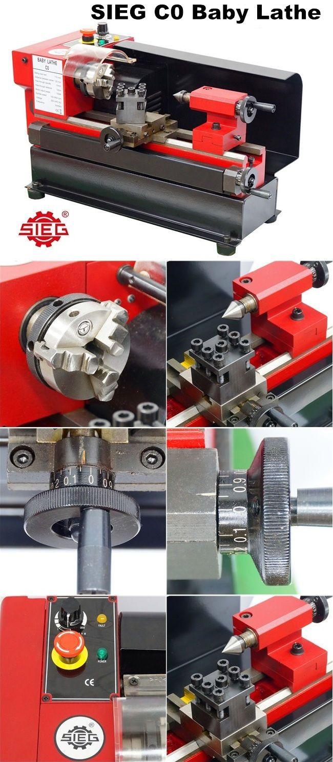 sieg c0 baby lathe adjustable tailstock must have tools rh pinterest com CNC Lathe Monarch Lathe Manual