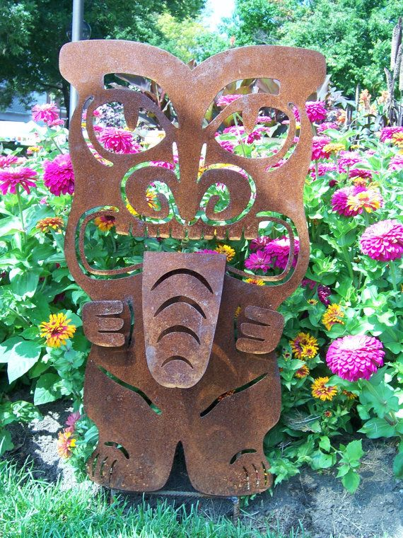 Exceptional Add Some Polynesian Flair To Your Backyard With Our Garden Tiki. This Piece  Will Make