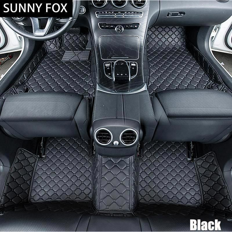 Sunny Fox Car Floor Mats Specially For Mercedes Benz S Class W222 W221 S400 S500 S600 L Luxury Car Styling Rugs Carpet Liners Y Benz S Class Benz S Volkswagen