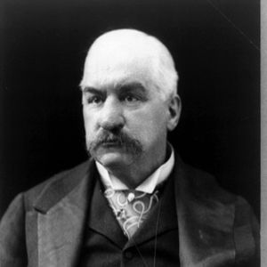 J. P. MORGAN (1837-1913)  The great financier and banker was the prototype for all the Wall Street barons who followed.