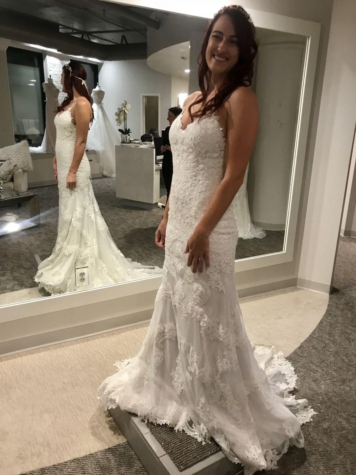 Sottero Midgley Bristol Wedding Dress Used Size 8 950 Dresses Wedding Dresses Gowns