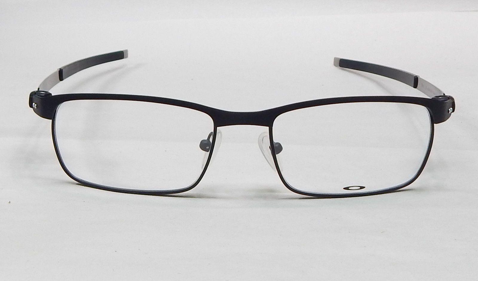 Oakley Men Prescription Eyeglasses Frame: Tincup - Power Coal - 52mm ...