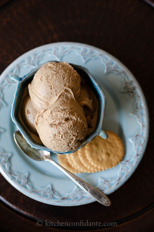 Simple Sundays | Chai Tea Ice Cream + Chai Coconut Ice Cream Sandwiches - Kitchen Confidante