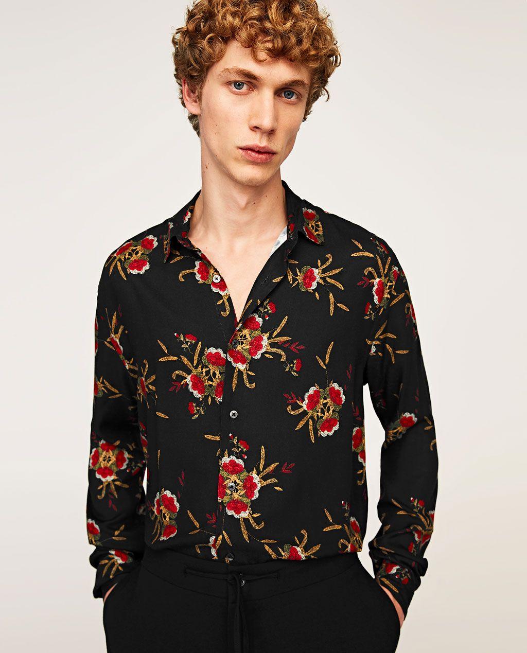 Compra Camisas transparentes para los hombres online al