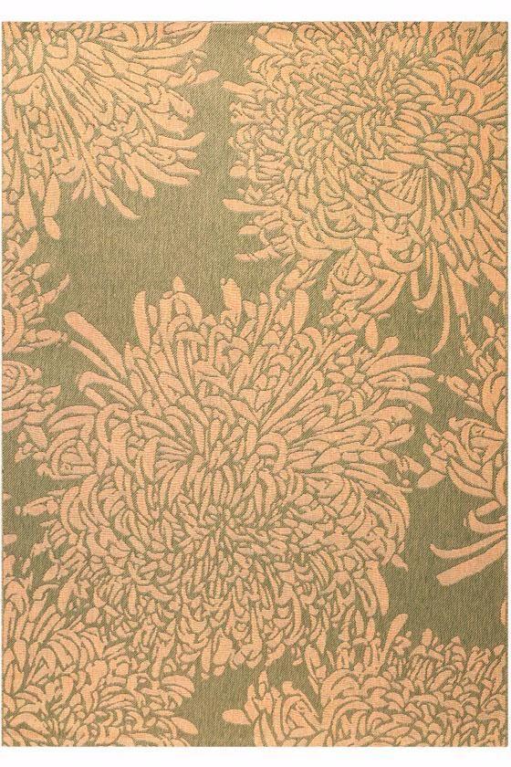 Martha Stewart Living Chrysanthemum All Weather Rug Martha
