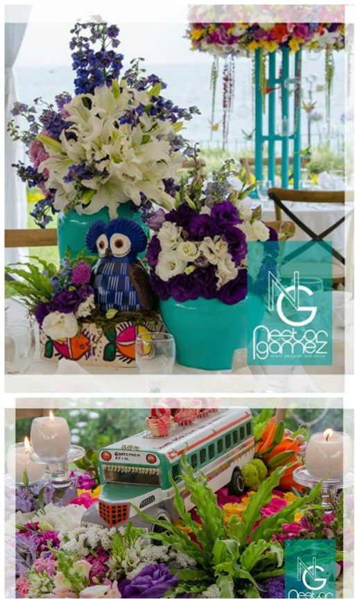nestor gamez decoracion boda destino guatemala | party ideas