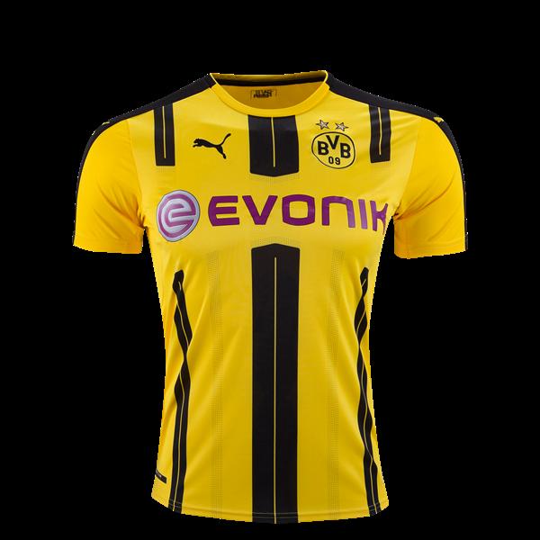 Borussia Dortmund Home Men Jersey Football Soccer - Sportiv World…