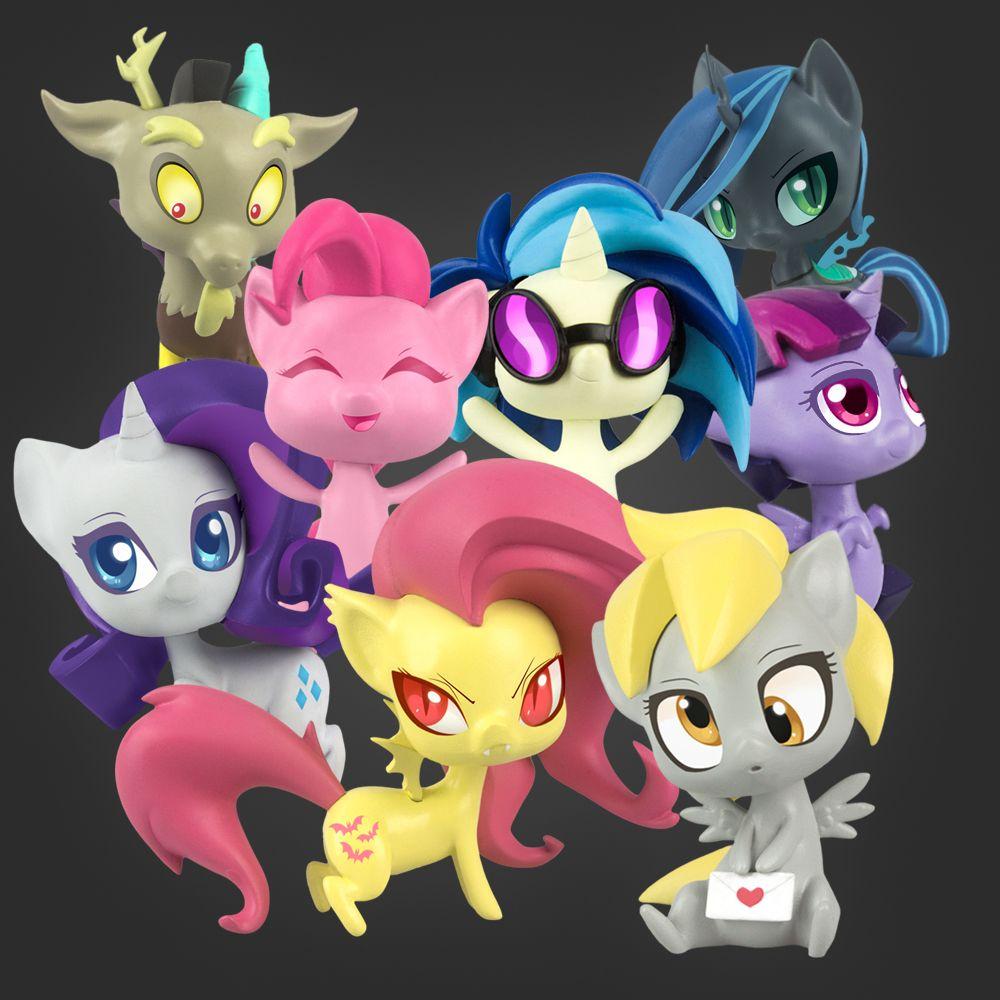 My Little Pony Chibi Vinyls Fangirl Pinterest Chibi