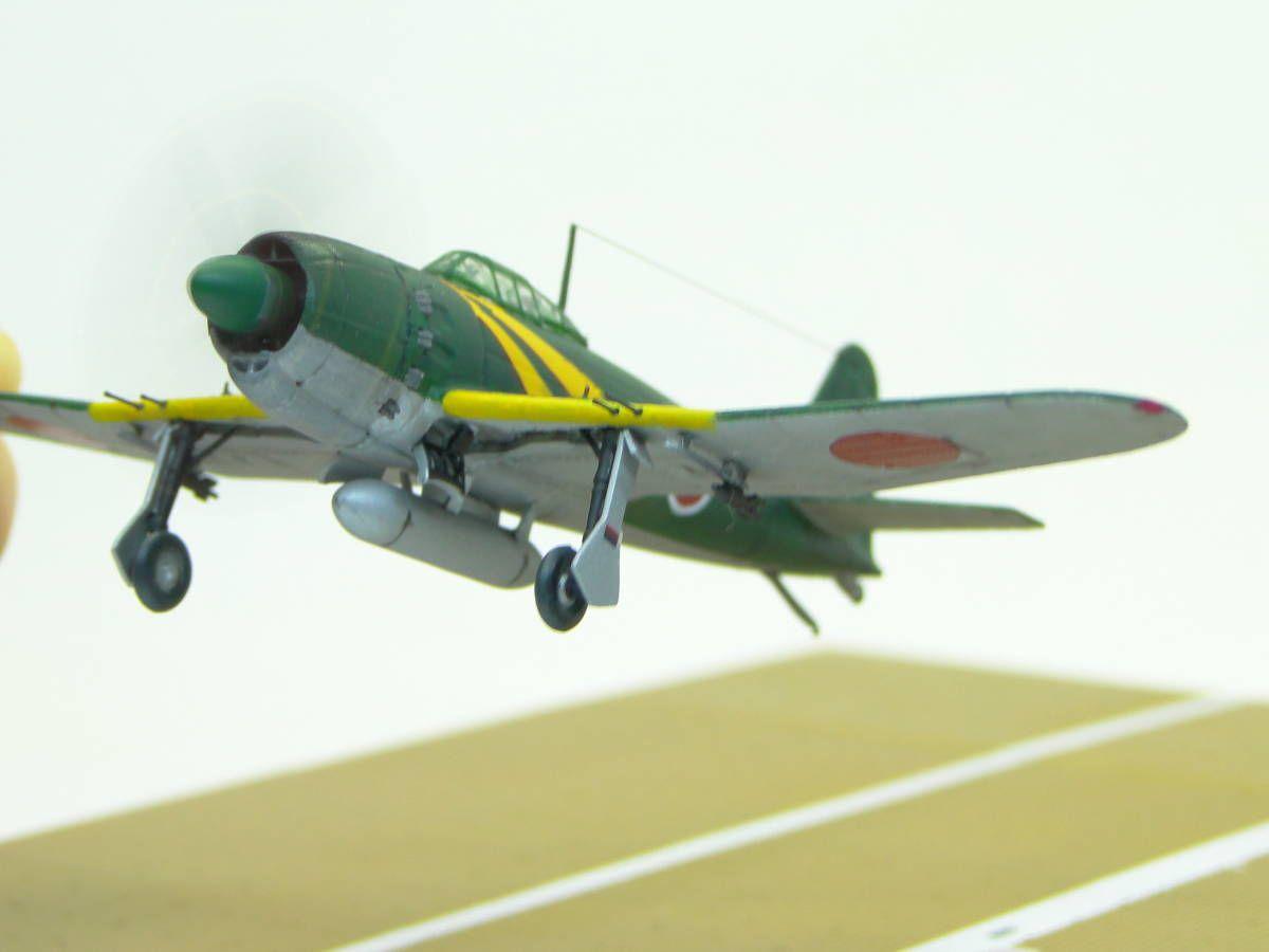 1/144完成品 烈風一一型(A7M2) 海軍第352航空... - ヤフオク!【2020 ...