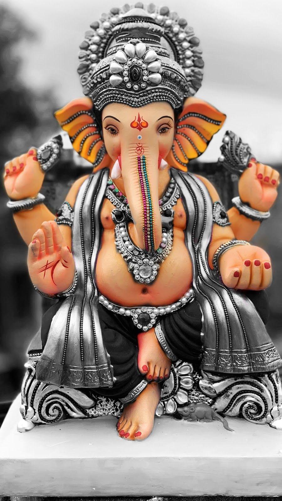 Ganesha Editado Movil Pantalla Dios Indio In 2020 Shivaji Maharaj Hd Wallpaper Lord Murugan Wallpapers Mahadev Hd Wallpaper