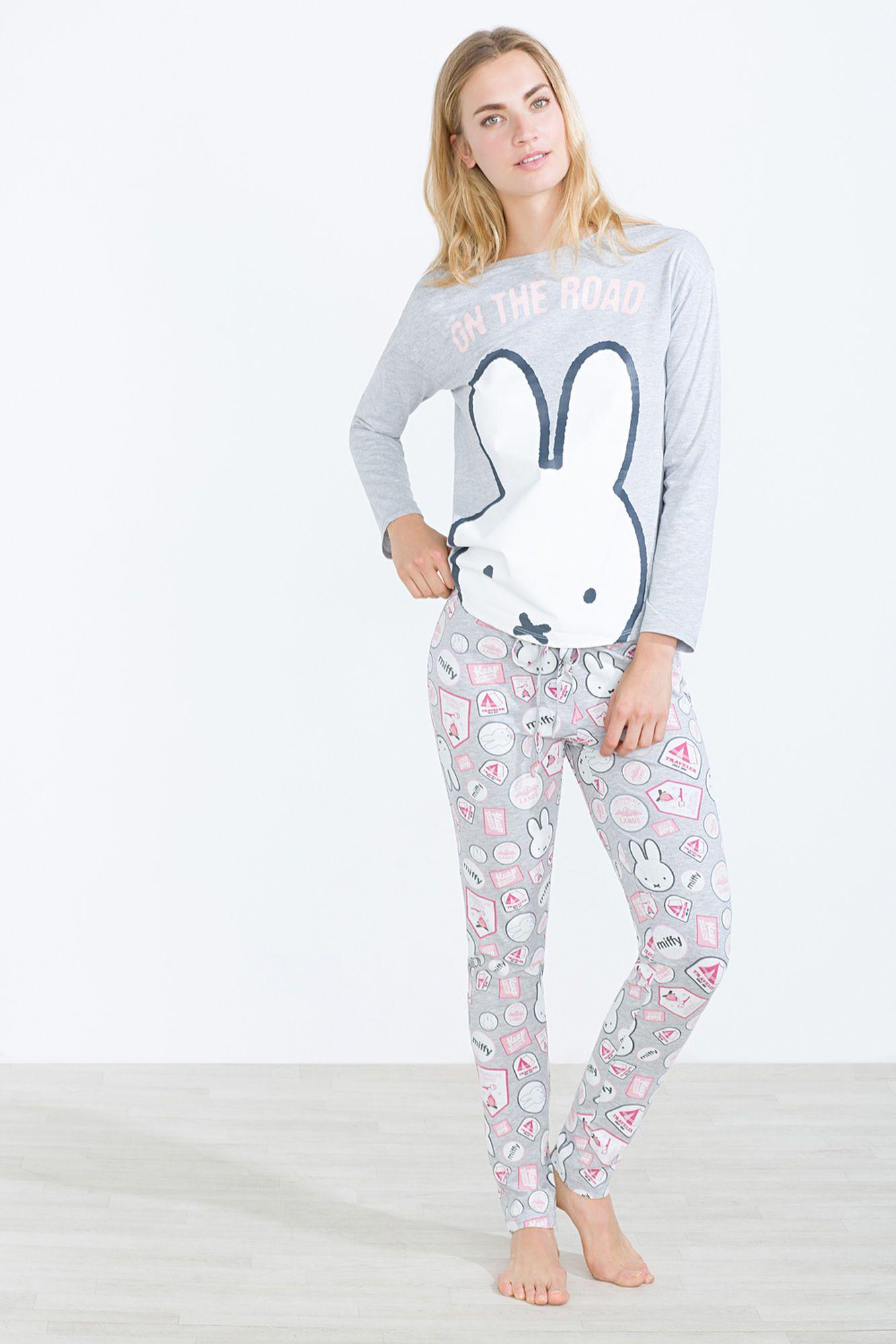 3c9f2a5e91 Long Miffy  On the road  pyjama