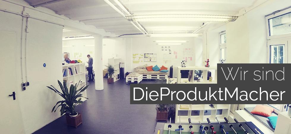 Die ProduktMacher / Define.Design.Develop. Wir helfen Online Produkte erfolgreich zu machen. | DieProduktMacher