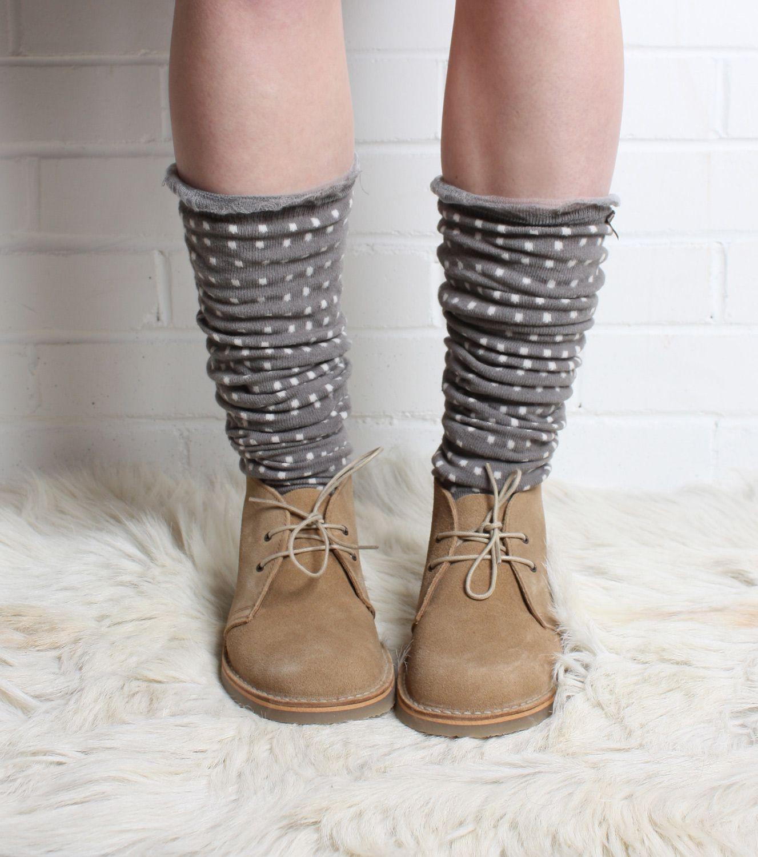 Peck Over the Knee Socks