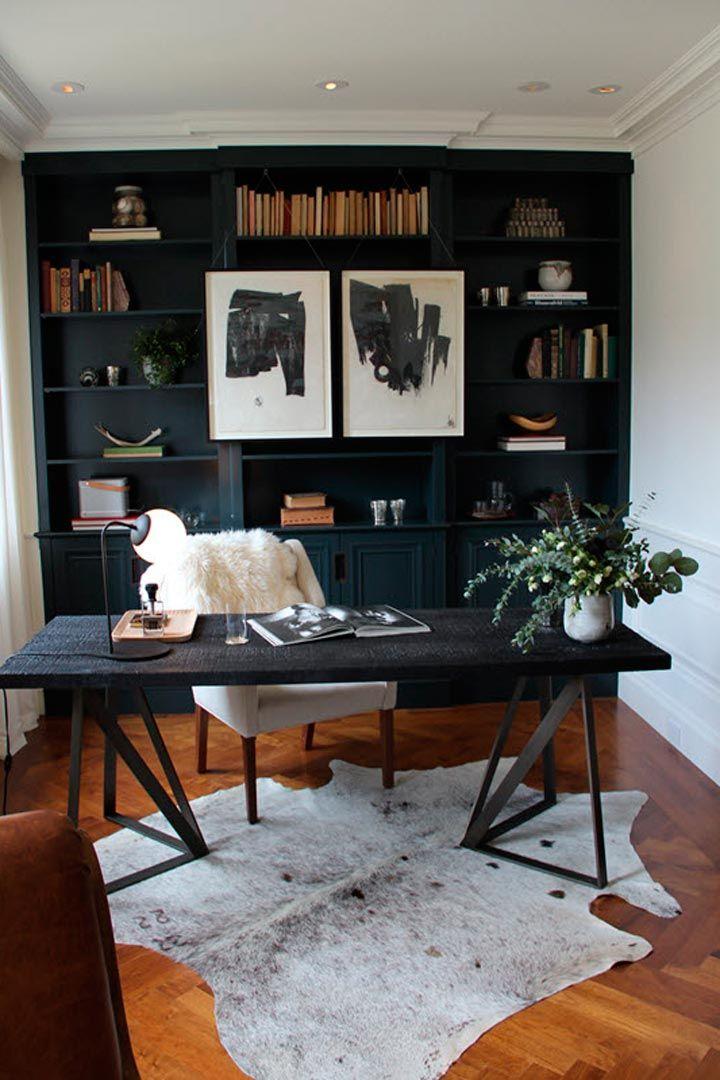 Inspiración para tu oficina en casa - StyleLovely.com   Decorar ...