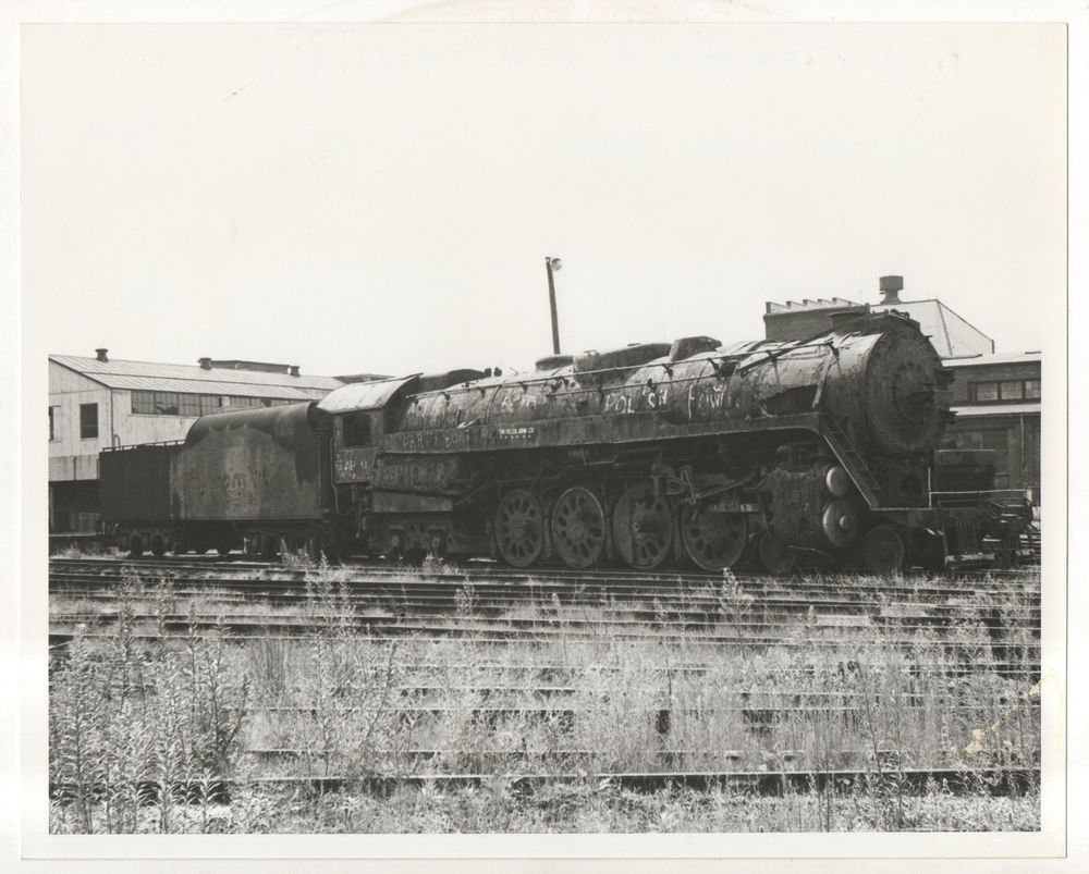 1976 Freedom Train After Damaged By Fire Rare View Reproduction Photograph Ebay Train Fire Reproduction