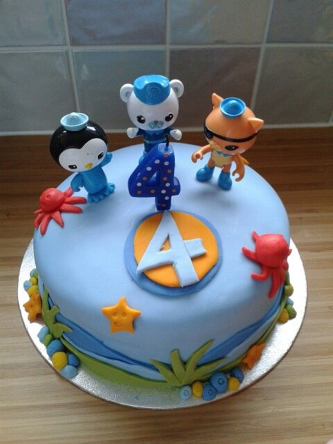 My sons 4th birthday cake Claire Bears Cakes Pinterest