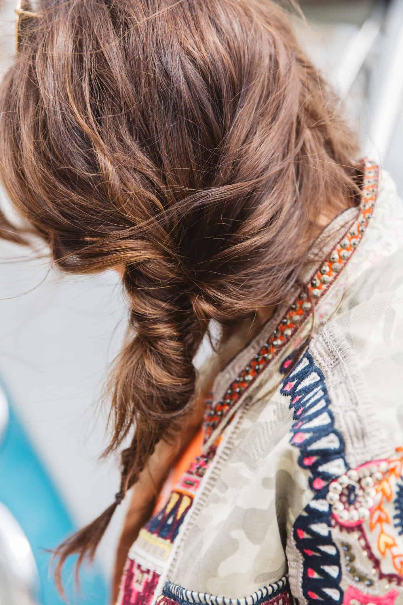 Summer Days • California Casual | California casual, Fish tail braid, Summer days