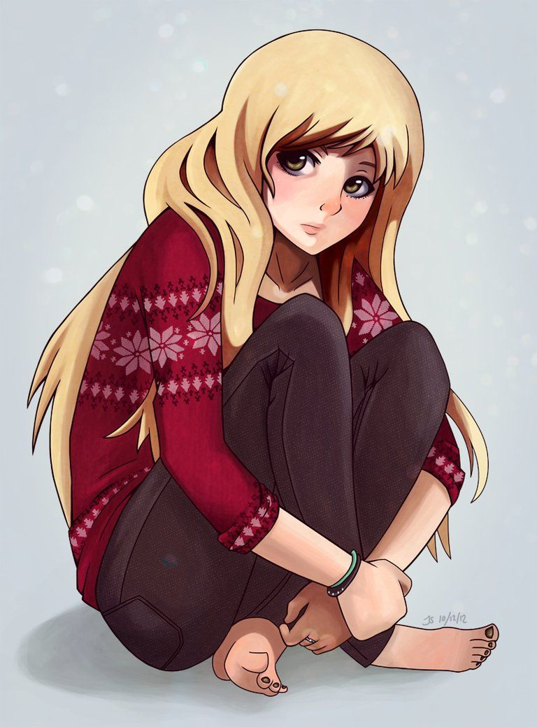 Sweater Weather Anime Pinterest Christmas Sweaters My Arts