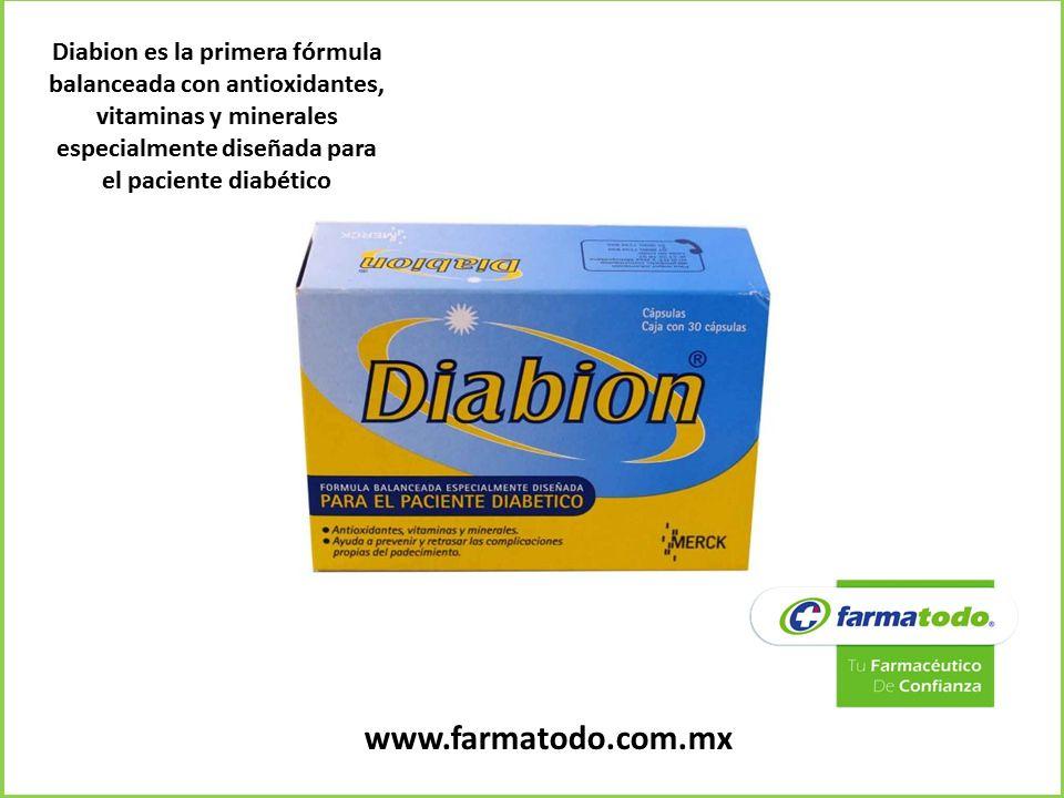 mejor información para pacientes con diabetes