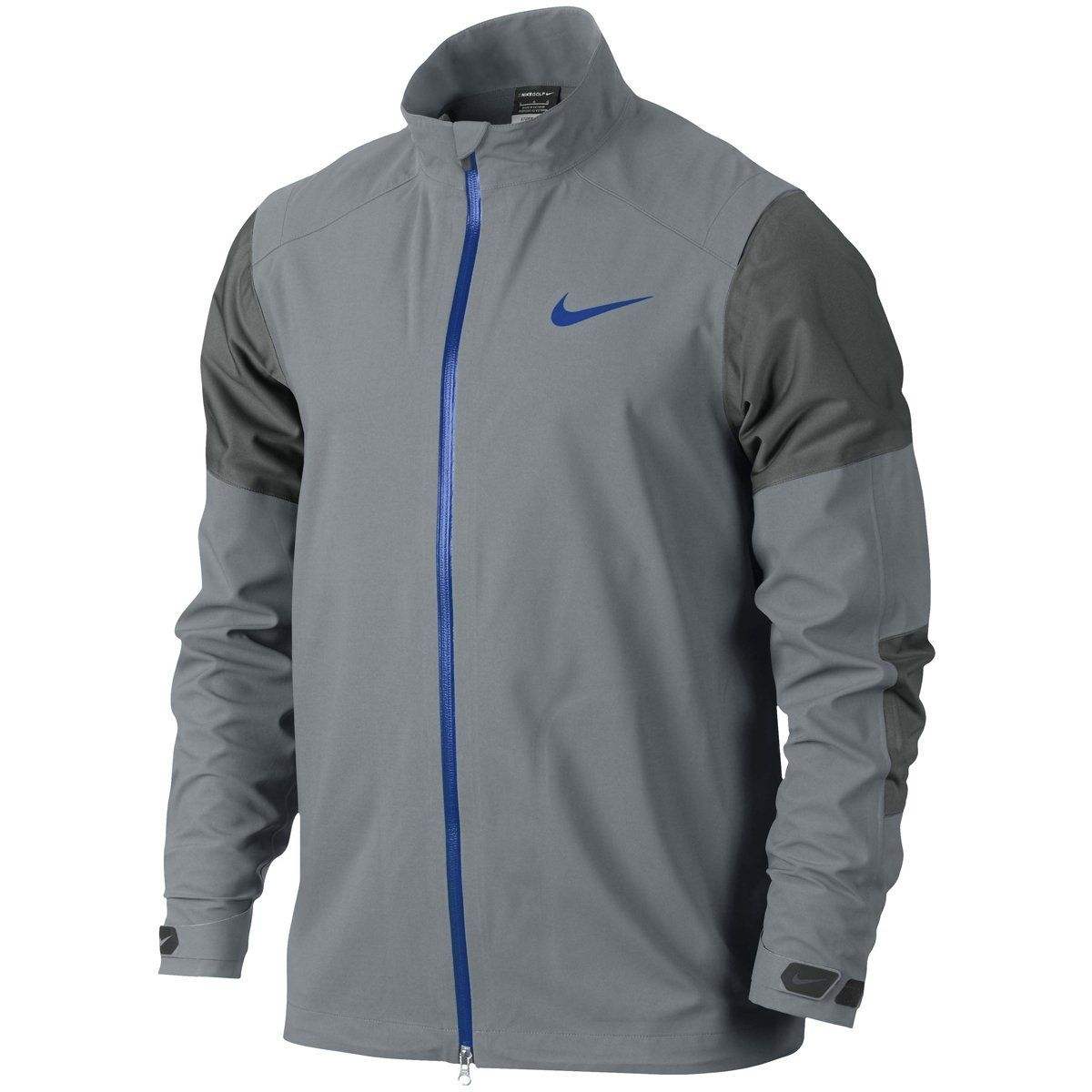 32ba6fe97b9c0 Nike Men's Hyperadapt Full-Zip Storm-Fit Jacket (gray) $67 + Free Shipping