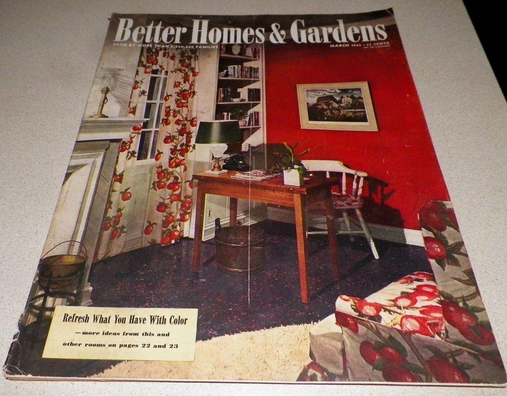 556a65ead22fb2ed94003a9ac064281a - Refresh Magazine Better Homes And Gardens