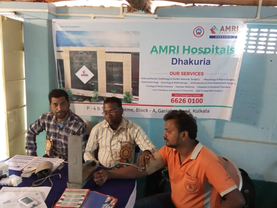 On The Occasion Of Republic Day Amri Hospitals Dhakuria Has