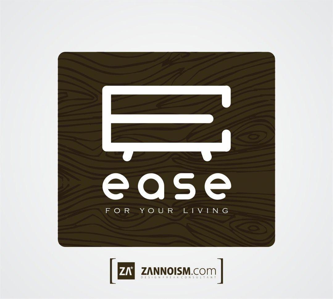 Logo Toko Furniture Dan Kitchen Set Ease Ciputat Tangerang