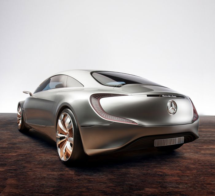 Tomorrow`s First Cl - The Mercedes-Benz F125! research vehicle ...