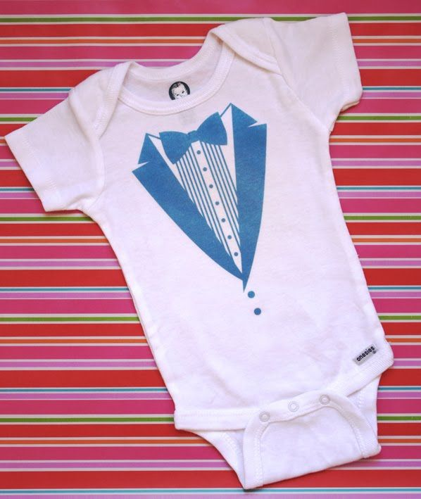 baby onesies template pdf DIY tuxedo t-shirt download boys - onesie template