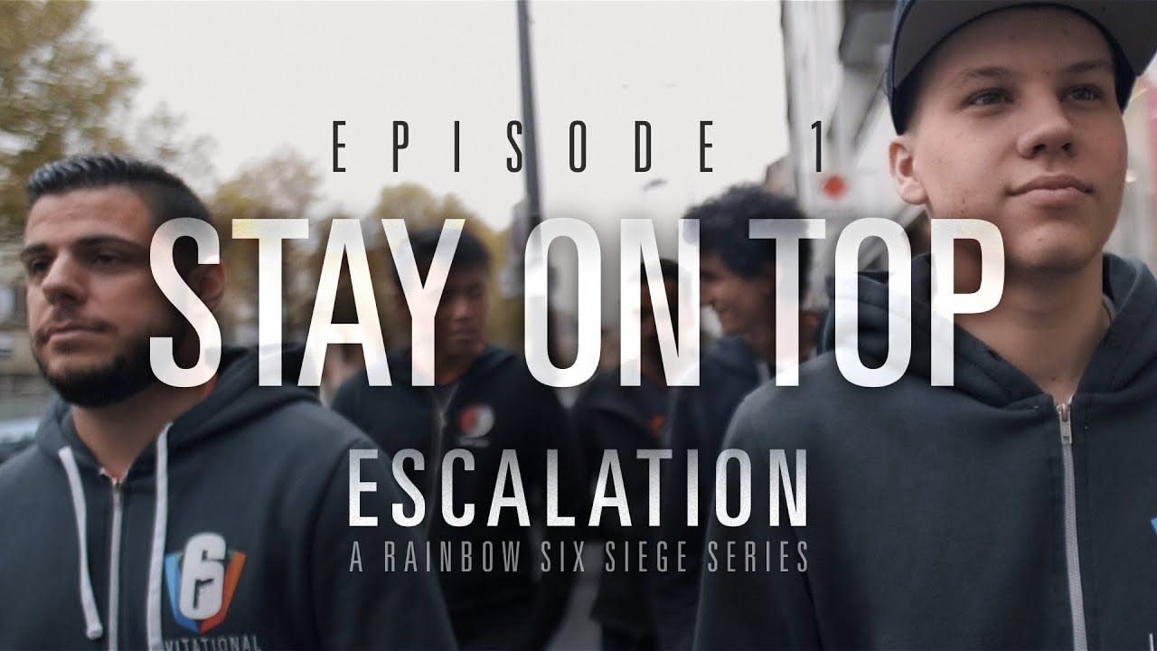 UBISOFT / Escalation - Episode 1 - Stay on top