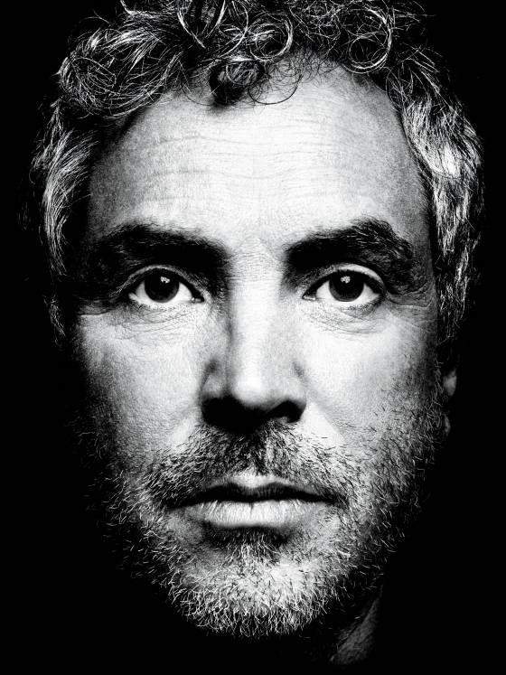 Alfonso Cuarón   by Platon