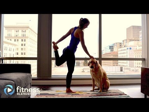 chill out stretching yoga workout for flexibility and