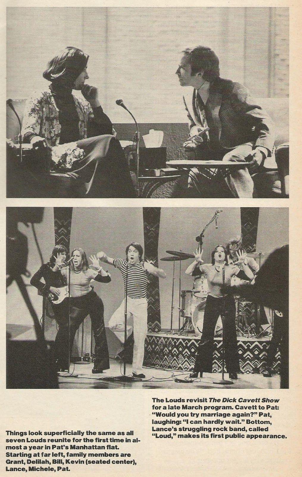 Waitakere Walks: The Snoop Sisters and Alice Cooper/People Magazine March 4, 1974/Lance Loud & Dennis Wilson