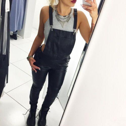 negro vestir genial