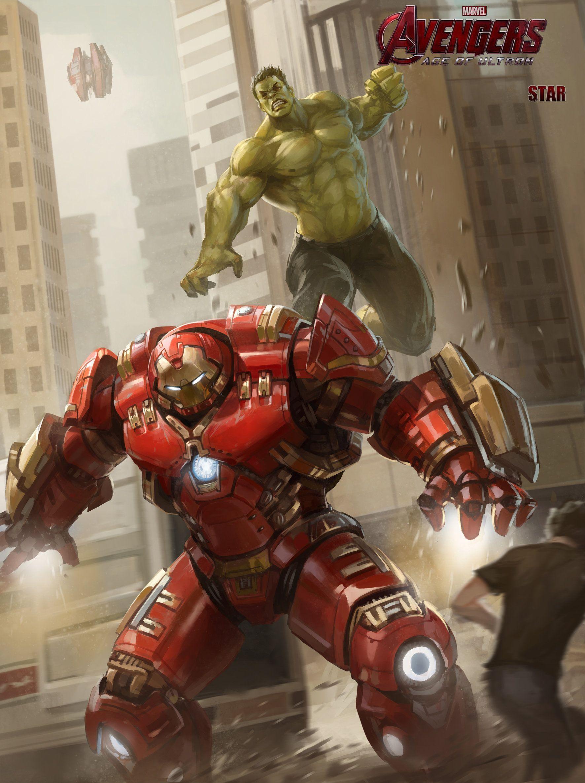 Marvel Avengers Versus Hulk