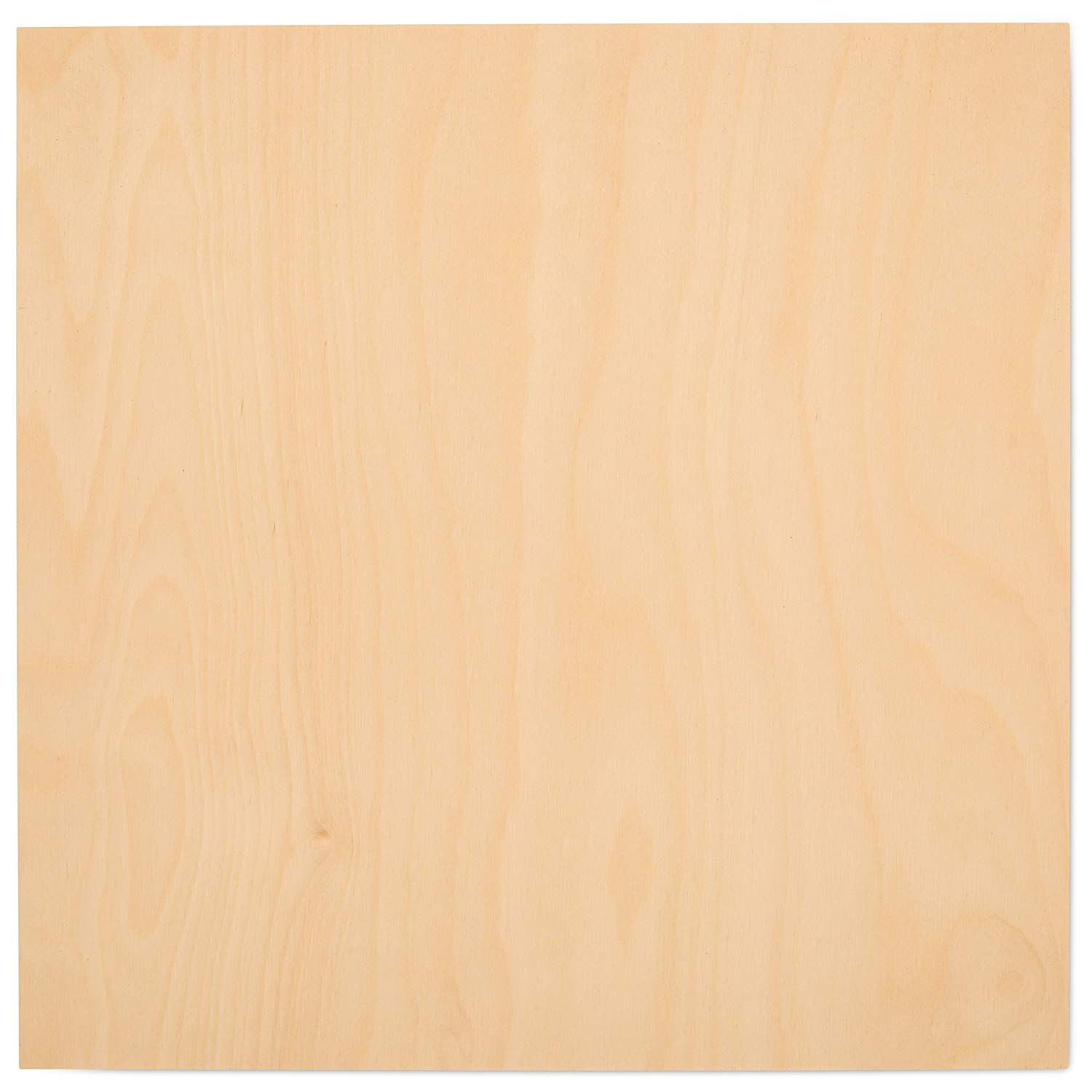 3mm 1 8 X 12 X 12 Premium Baltic Birch Plywood Box Of 45 B Bb Grade Birch Veneer Sheets By Woodpecke Beadboard Wallpaper Vinyl Plank Flooring Wood Sample