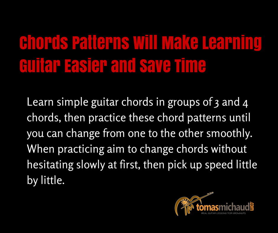 The Power Of Guitar Chord Patterns Httptomasmichaud